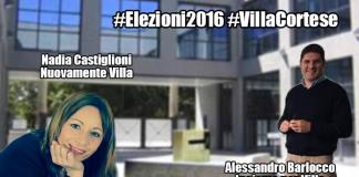 elezioni 2016 villa cortese castiglioni barlocco