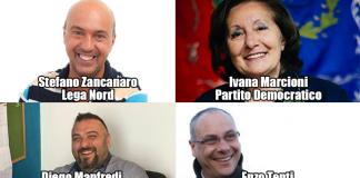 elezioni vittuone 2016 zancanaro marcioni manfredi tenti