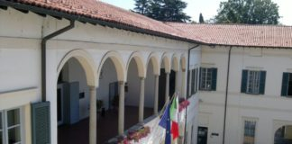 Il palazzo comunale di Corbetta