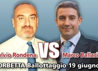 corbetta ballottaggio ballarini vs rondena 19 giugno 2016