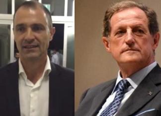 Fabio Merlotti sindaco Buscate fan in tribunale Mario Mantovani