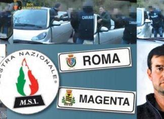 magenta roma mafia capitale storia massimo carminati legami politici parenti
