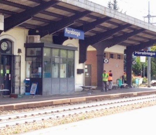 parabiago stazione treno uccide erik martinelli 14 anni