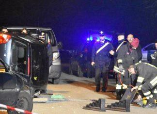 canegrate arrestati 5 albenesi per omicidio