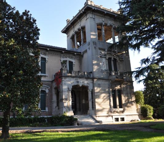 villa ida lampugnani parabiago