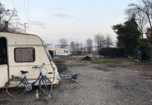 Un viaggio nel campo rom di viale Borletti