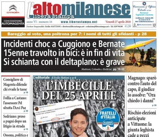 prima-pagina-27-aprile-2018-anteprima-notizie