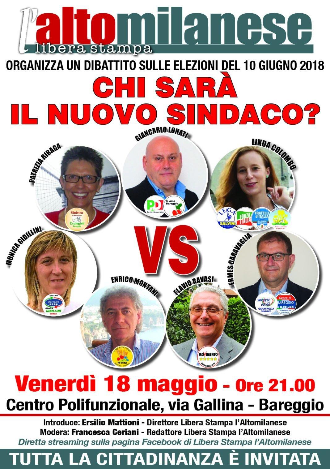 elezioni-bareggio-nuovo-sindaco-faccia-faccia-18-maggio