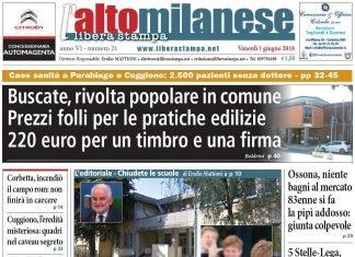 prima-pagina-altomilanese-1-giugno-2018