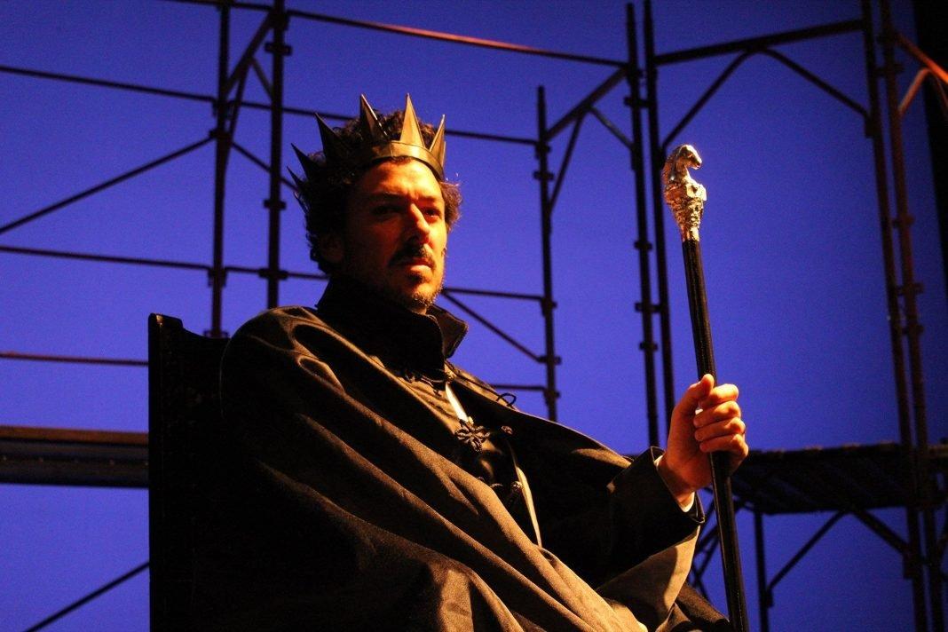 Al Carcano va in scena uno spettacolare 'Riccardo III'