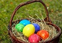 Crollano gli acquisti di colombe e uova di Pasqua
